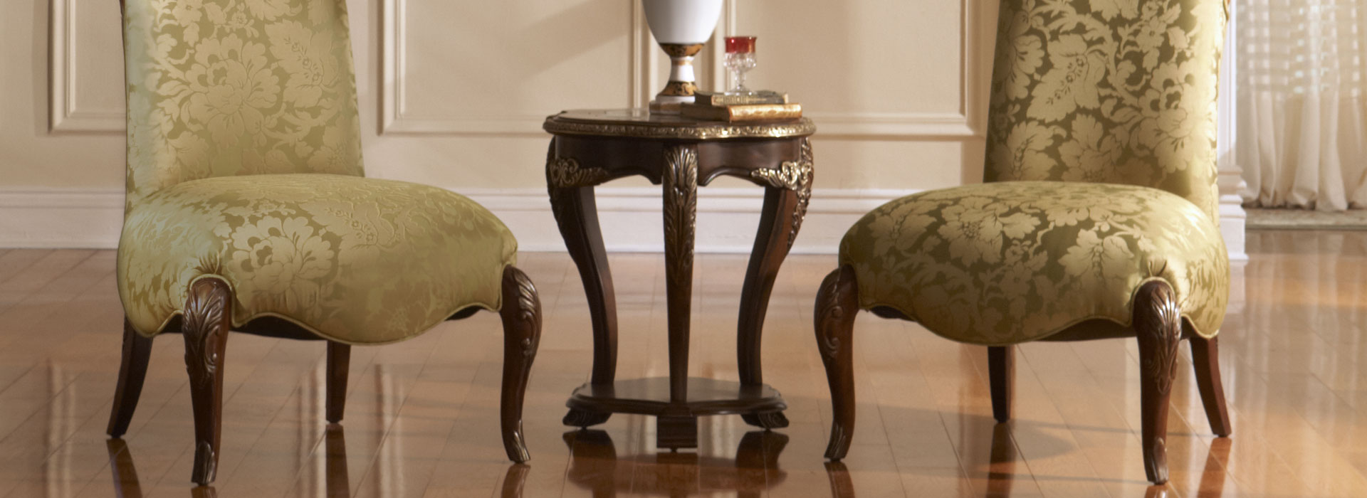 Whether Formal Or More Casual, The Living Room Collections Offered By Michael  Amini Include A ... Part 87